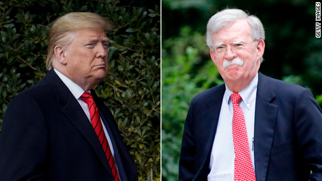 Trump struggles to remove troublesome information with Bolton's book and coronavirus