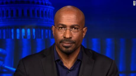 Van Jones: I'm someone Covid-19 could easily kill. Here's what I do about it