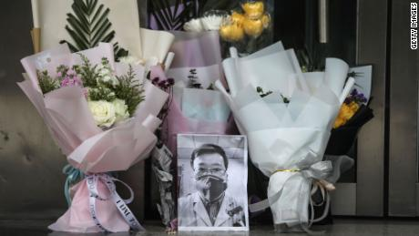 Li Wenliang, a doctor who was punished by the police for trying to warn others about the coronavirus at the start of the epidemic, died from a patient's virus.