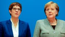 Angela Merkel's succession plan is in pieces. Whoever heads Germany after is anyone's guess