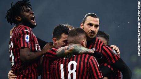 Romelu Lukaku Trumps Zlatan Ibrahimovic In Dramatic Milan Derby 24 News Order