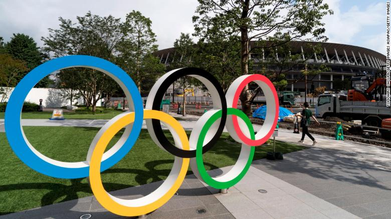 Olimpiade 2020 ditunda