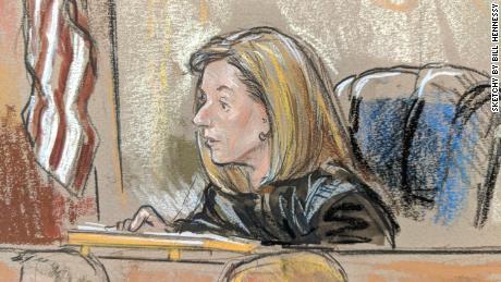 Judge Amy Berman Jackson strikes again