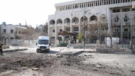 The world is celebrating the valor of health workers. But in Syria, they're still being killed
