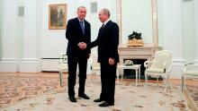 Presidents Putin and Erdogan may see America's neutrality in Libya, and Trump's hectic days ahead, as a reason to act if talks stumble