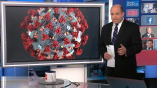 CNN's Brian Stelter examines media coverage of the coronavirus ...