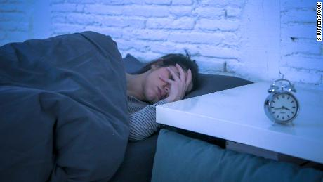 Sleep anxiety and daylight saving time can make insomnia worse, but stretching can help.