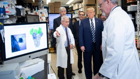 How Dr. Anthony Fauci Told the Truth About Trump's Coronaviruses