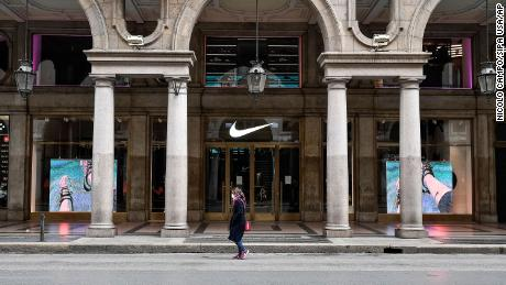 Nike, Urban Outfitters and other retailers shuttering stores temporarily because of coronavirus