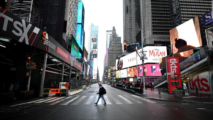 NYC coronavirus: Mayor says shelter in place order could come ...