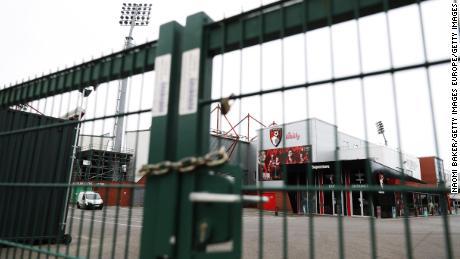 Caos invita Europei di calcio stagione è devastata da coronavirus pandemia