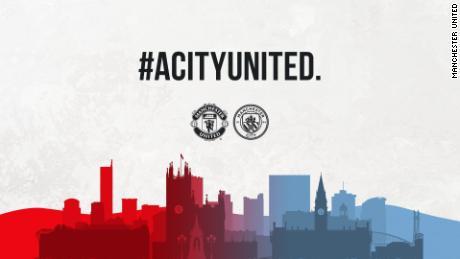 Manchester in Premier League rivali si uniscono per sostenere locali banchi alimentari in mezzo coronavirus pandemia