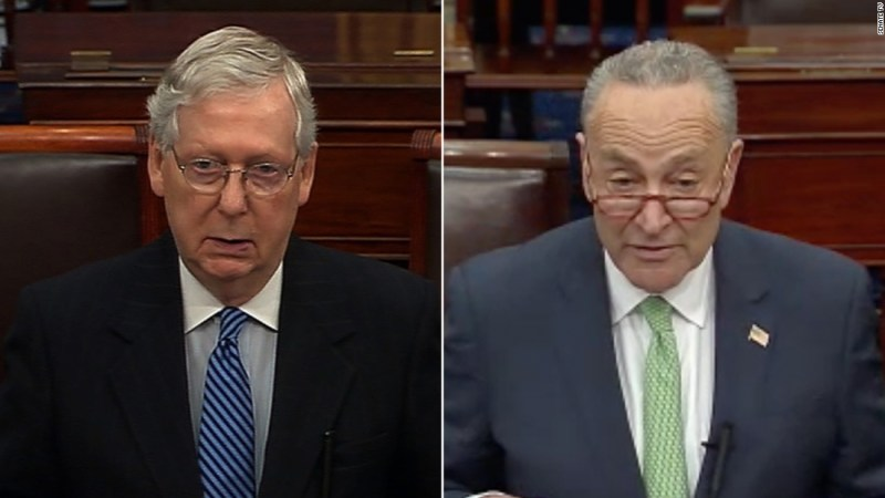 McConnell moves to shut down debate on Barrett nomination, setting up final vote just days before election