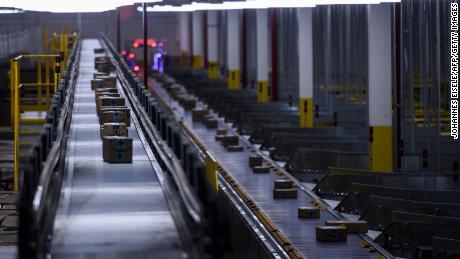 Amazon warehouses are getting hit with coronavirus cases