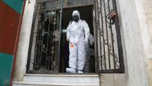 Rebel-held Syria braces for coronavirus 'tsunami' -- without soap, running water or the prospect of social distancing