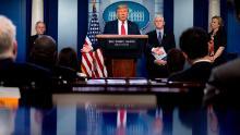 White House coronavirus task force to be disbanded around Memorial Day