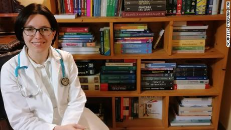 Fresh out of medical school, young Italian doctors are being fast-tracked to the coronavirus frontline