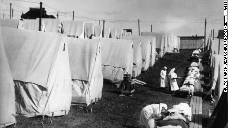 Испанский грипп убил более 50 миллионов человек. Эти уроки могут помочь избежать повторения с коронавирусом