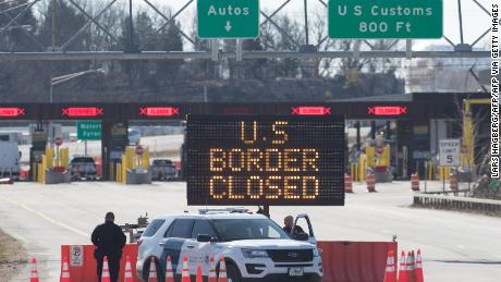 Canada-US border will remain closed to non-essential travel for at least another month