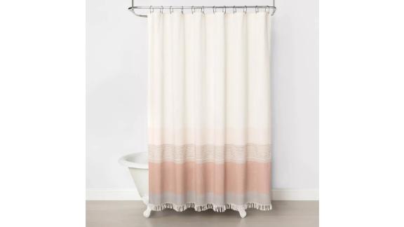 Hearth & Hand With Magnolia Ombré Shower Curtain
