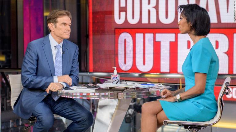 Dr. Oz grabs Trump's attention as he pushes unproven drugs to fight coronavirus