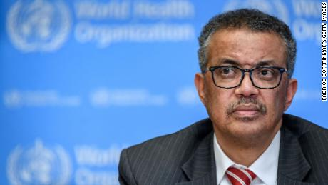 WHO Director-General Tedros Adhanom Ghebreyesus. Experts feel it is too early to cast a verdict on WHO's handling of the pandemic.
