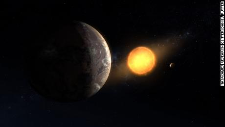 New potentially habitable exoplanet is similar in size and temperature to Earth