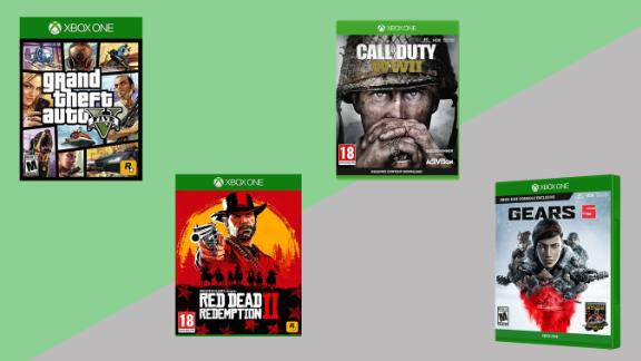 Best Xbox Games Gta V Titanfall 2 And Other Favorite Titles Cnn Underscored
