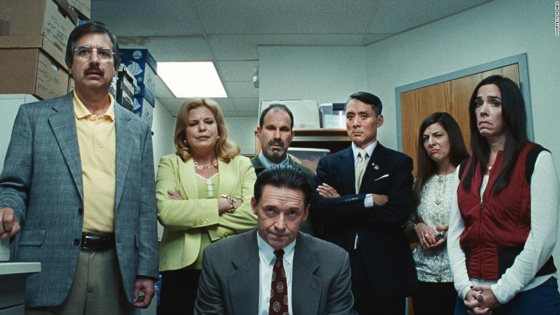Bad Education' review: Hugh Jackman and Allison Janney earn high ...