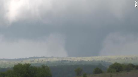 There is more tornado here than any other country in America.