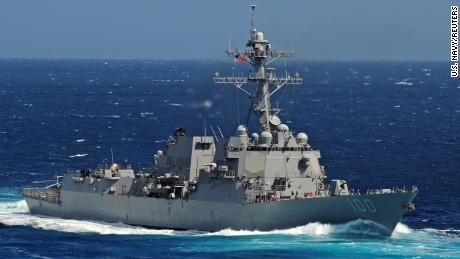 Second US Navy warship hit by major coronavirus outbreak