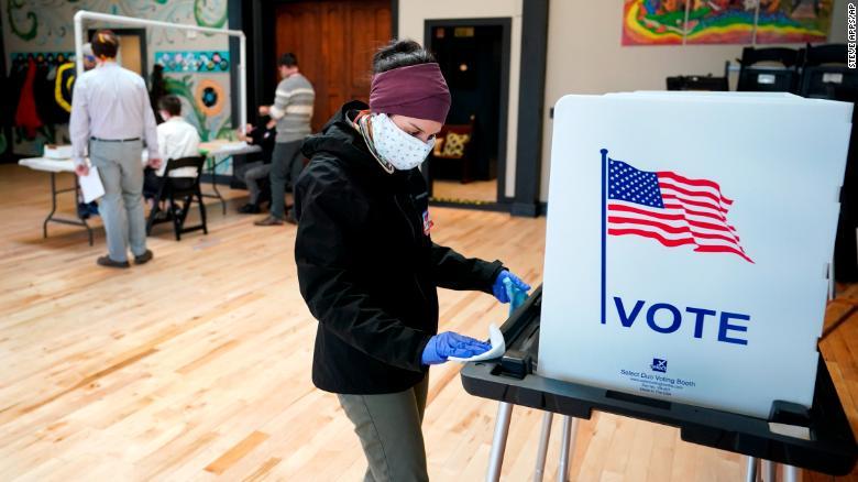 Election 2020: Pennsylvania Supreme Court rulings are big wins for Biden -  CNNPolitics