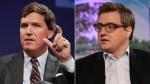sur YT:  Le miroir Fox / MSNBC: Chris Hayes démystifie la vidéo alors que Tucker Carlson le met en avant  infos