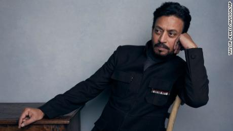 Irrfan Khan, the Bollywood star who cracked Hollywood