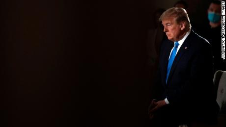 Lincoln got better press treatment, Trump claims, as he ups pandemic death estimate