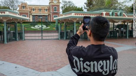 Disney is postponing the reopening of Disneyland