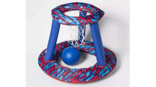 Sun Squad Hydro Spring Hoops Basketball