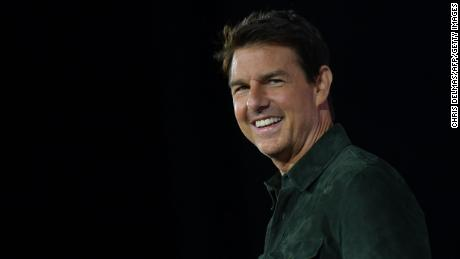 NASA is working with Tom Cruise to shoot a movie in outer space.  Yes true