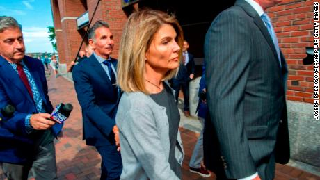 Lori Loughlin released from prison after 2-month sentence for college admissions scam