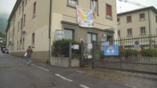 Nembro's main nursing home, where in the space of just a few weeks many of its residents succumbed to the virus.