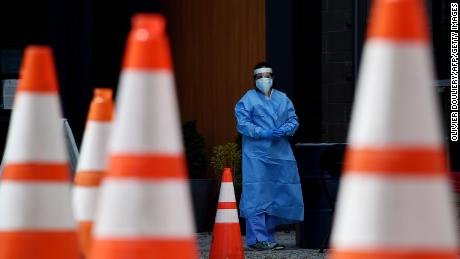 CDC estimates that 35% of coronavirus patients have no symptoms