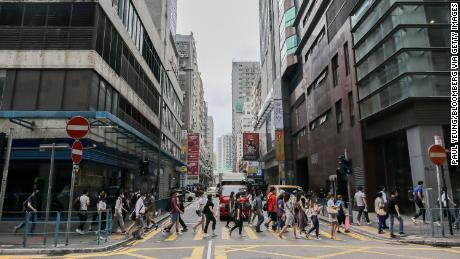 The US could end its special relationship with Hong Kong. But for western companies, it's complicated