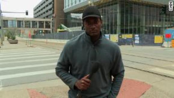 CNN's Omar Jimenez released from police custody