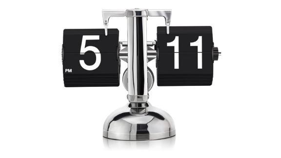 KABB DZ-3 Modern Digital Mechanical Retro Flip Dоwn Clock
