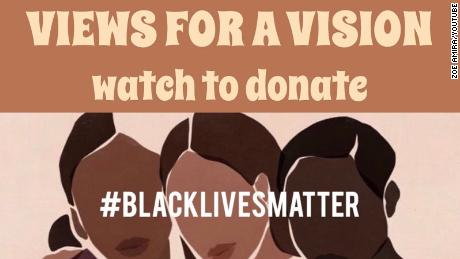 Some YouTubers plan to donate their ad revenue to Black Lives Matter movement