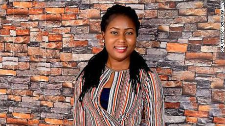 Uwaila Vera Omozuwa.