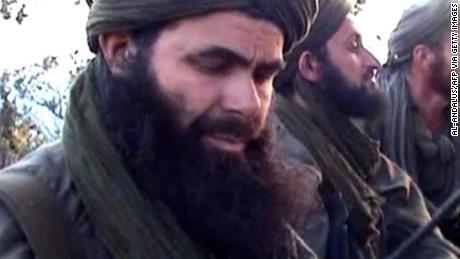 French military kills north African al Qaeda leader with US help