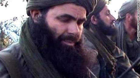 French military kills north African al Qaeda leader with US help