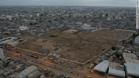 Aden has seen its cemeteries rapidly expand as Yemen's Covid-19 death toll surged.