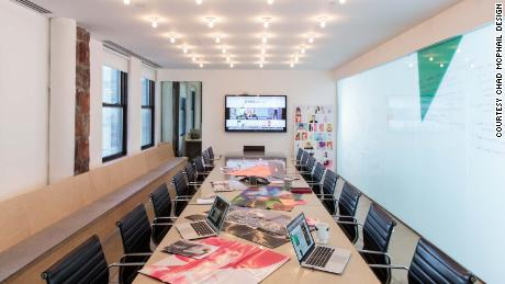 Refinery29 office in New York City. (Courtesy of Chad McPhail)